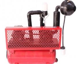 Pompa vacuum completa