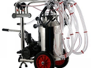 APARAT DE MULS MILKY 2 – 100% INOX