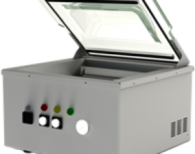 Masina de ambalat/vidat model VAC 45 Y